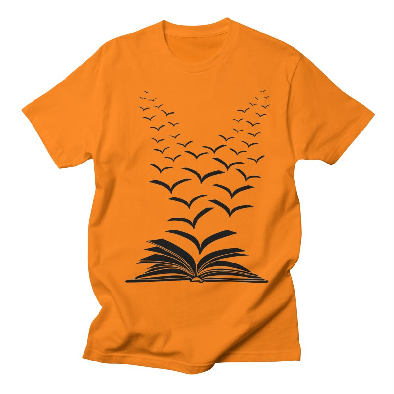BEING FREE IS A STATE OF MIND! Men's Regular T-Shirt by Sinazz's Artist Shop