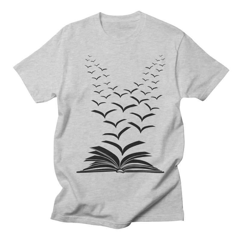 BEING FREE IS A STATE OF MIND! Women's Regular Unisex T-Shirt by Sinazz's Artist Shop