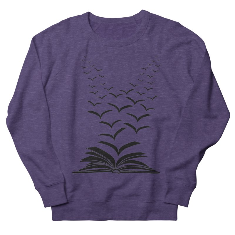 BEING FREE IS A STATE OF MIND! Women's Sweatshirt by Sinazz's Artist Shop