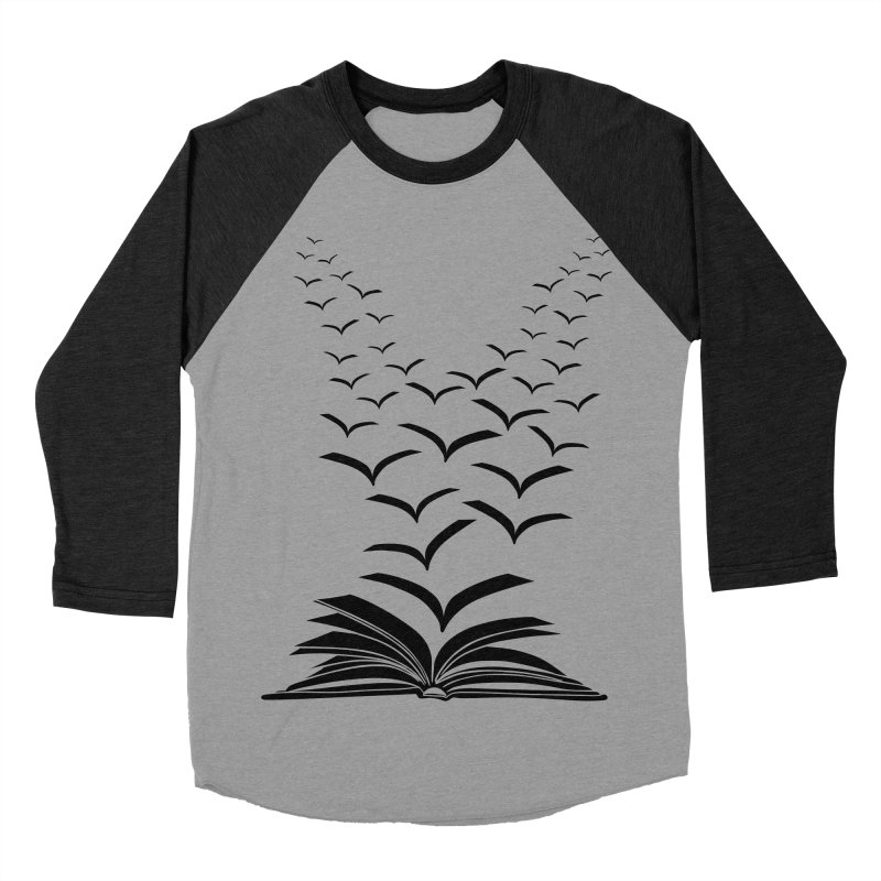 BEING FREE IS A STATE OF MIND! Men's Baseball Triblend T-Shirt by Sinazz's Artist Shop