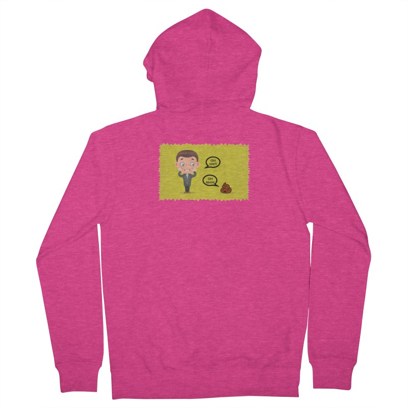 CAN I SPEAK TO YOU Women's Zip-Up Hoody by Sinazz's Artist Shop