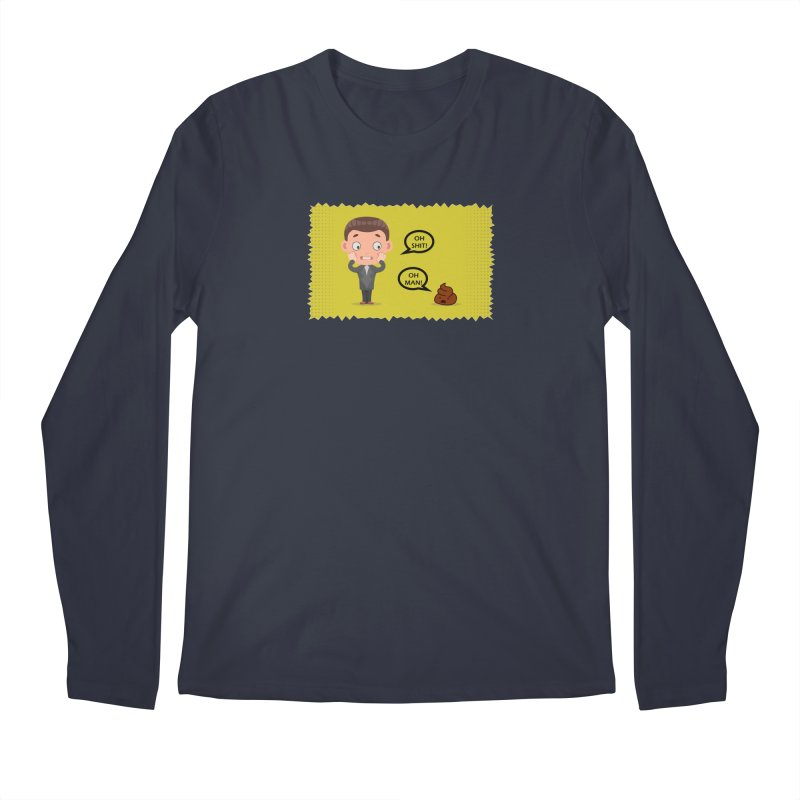CAN I SPEAK TO YOU Men's Longsleeve T-Shirt by Sinazz's Artist Shop
