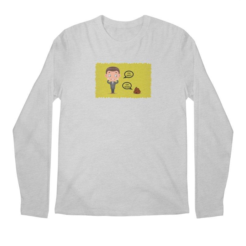 CAN I SPEAK TO YOU Men's Regular Longsleeve T-Shirt by Sinazz's Artist Shop