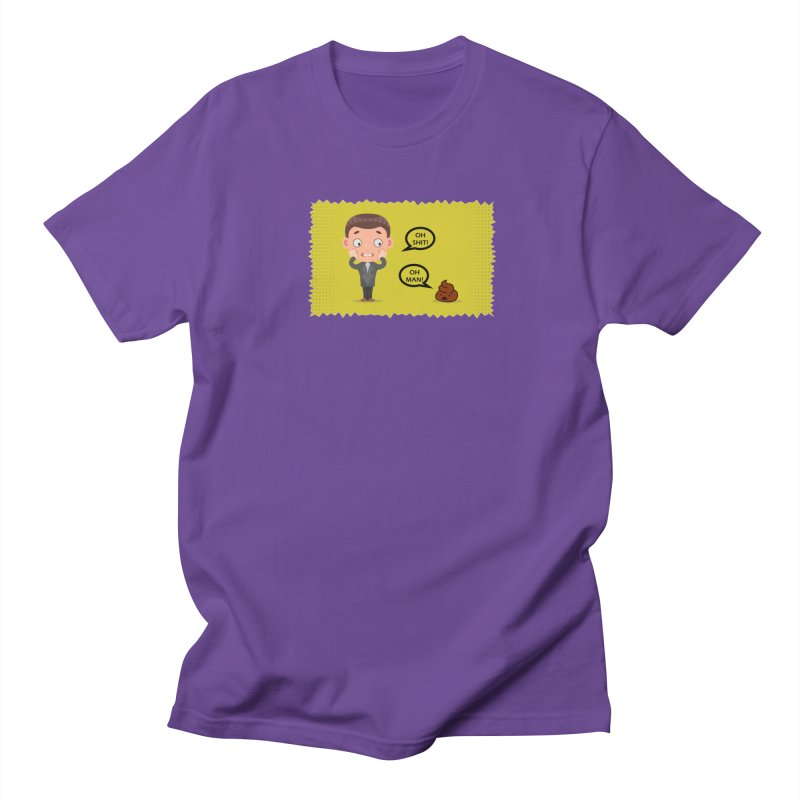 CAN I SPEAK TO YOU Women's Regular Unisex T-Shirt by Sinazz's Artist Shop