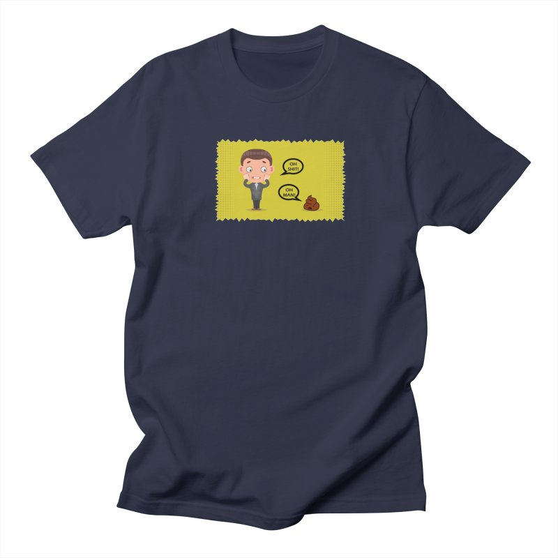 CAN I SPEAK TO YOU Men's Regular T-Shirt by Sinazz's Artist Shop