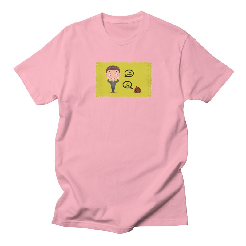 CAN I SPEAK TO YOU Men's T-Shirt by Sinazz's Artist Shop
