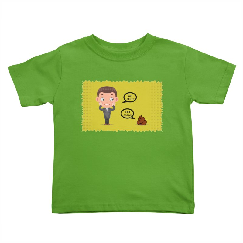 CAN I SPEAK TO YOU Kids Toddler T-Shirt by Sinazz's Artist Shop
