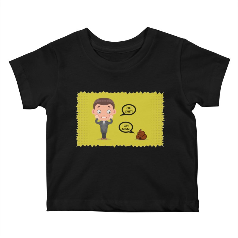 CAN I SPEAK TO YOU Kids Baby T-Shirt by Sinazz's Artist Shop