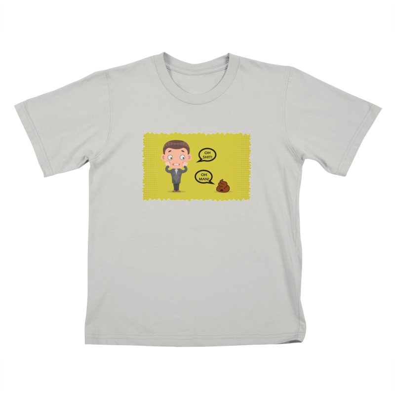 CAN I SPEAK TO YOU Kids T-Shirt by Sinazz's Artist Shop