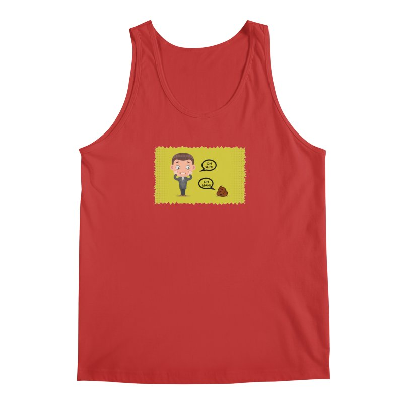 CAN I SPEAK TO YOU Men's Regular Tank by Sinazz's Artist Shop
