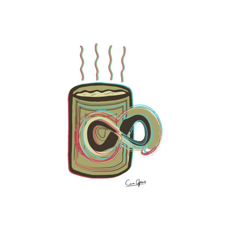INFINITE COFFE by Sinazz's Artist Shop