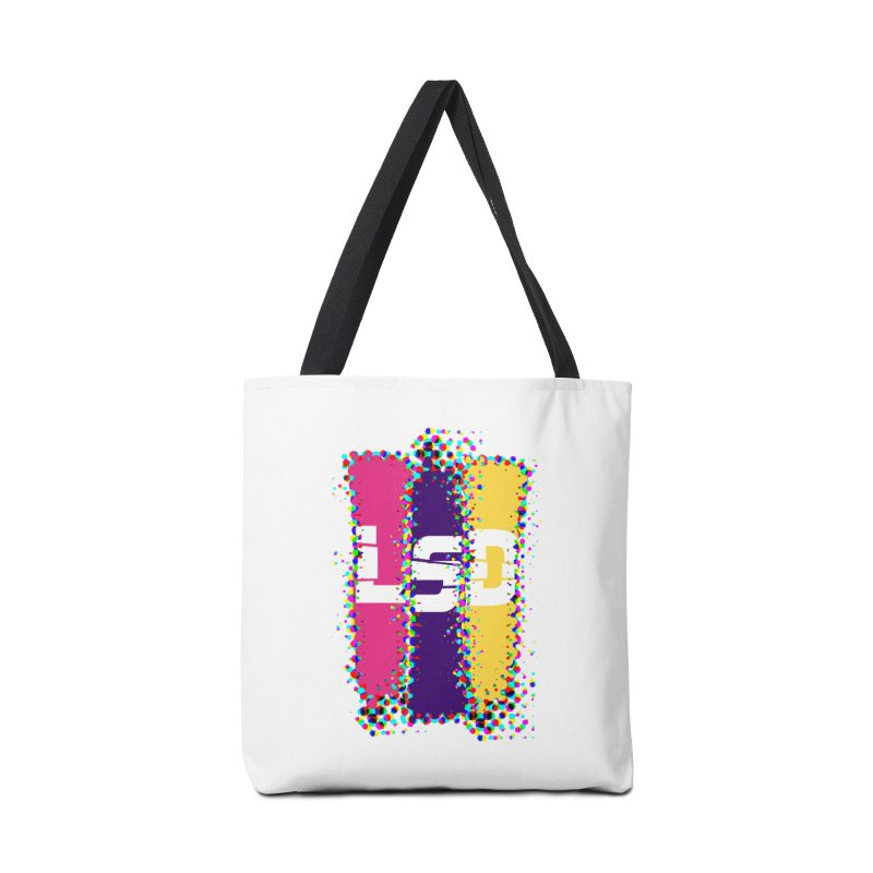 L.S.D. Accessories Bag by Sinazz's Artist Shop