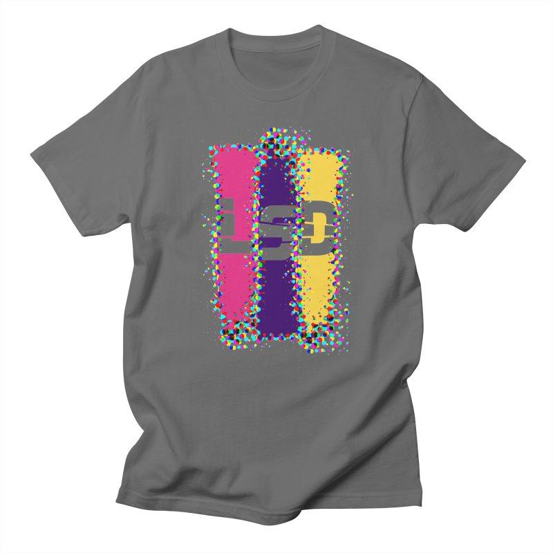 L.S.D. Men's T-Shirt by Sinazz's Artist Shop