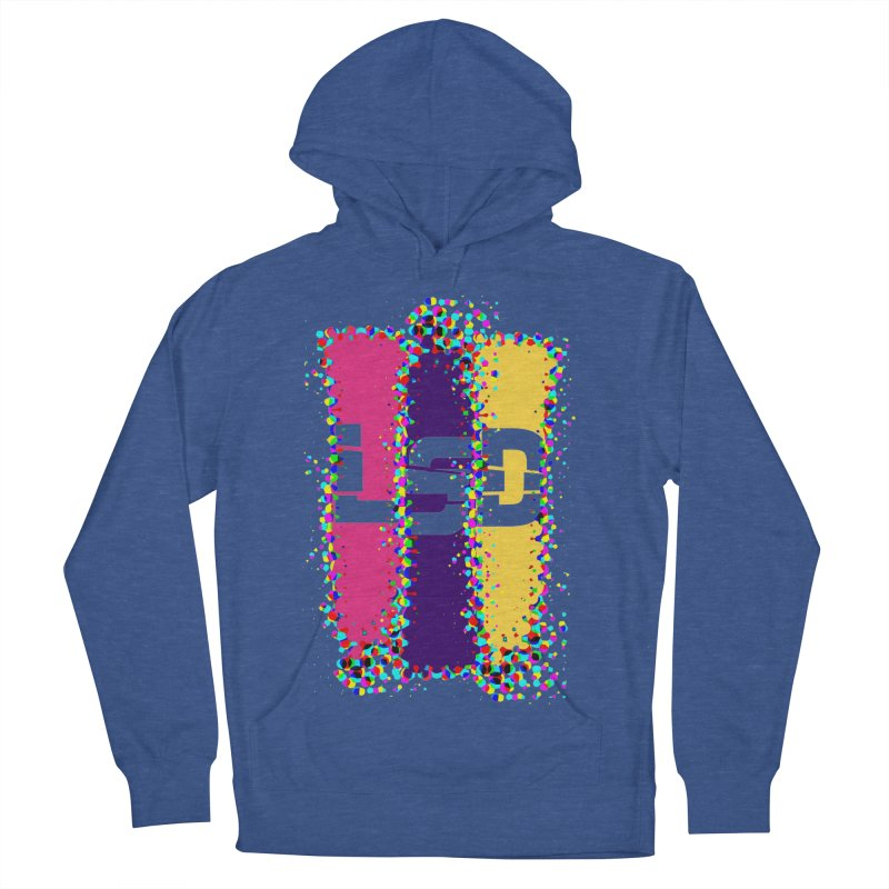 L.S.D. Men's Pullover Hoody by Sinazz's Artist Shop