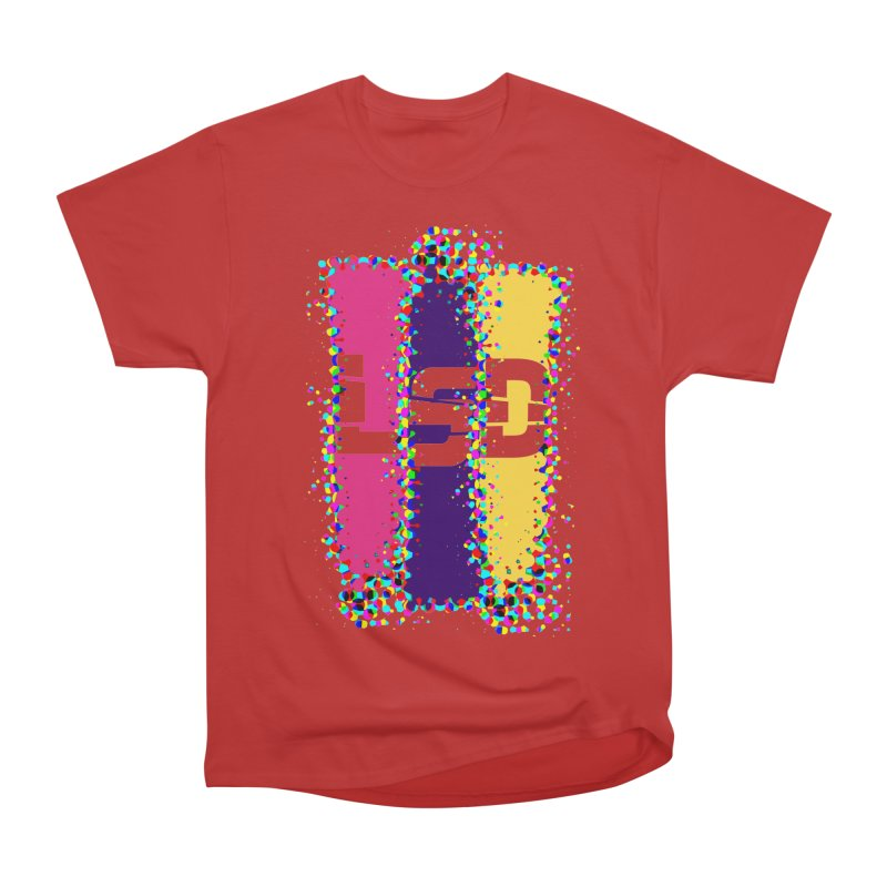 L.S.D. Men's Heavyweight T-Shirt by Sinazz's Artist Shop
