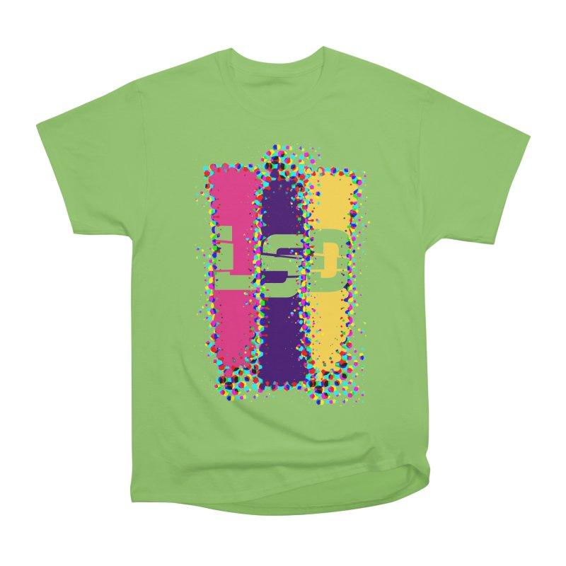 L.S.D. Men's Heavyweight T-Shirt by Sinazz's Artist Shop