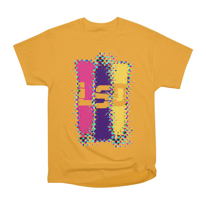 L.S.D. Men's Classic T-Shirt by Sinazz's Artist Shop