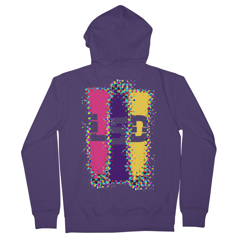 L.S.D. Women's French Terry Zip-Up Hoody by Sinazz's Artist Shop