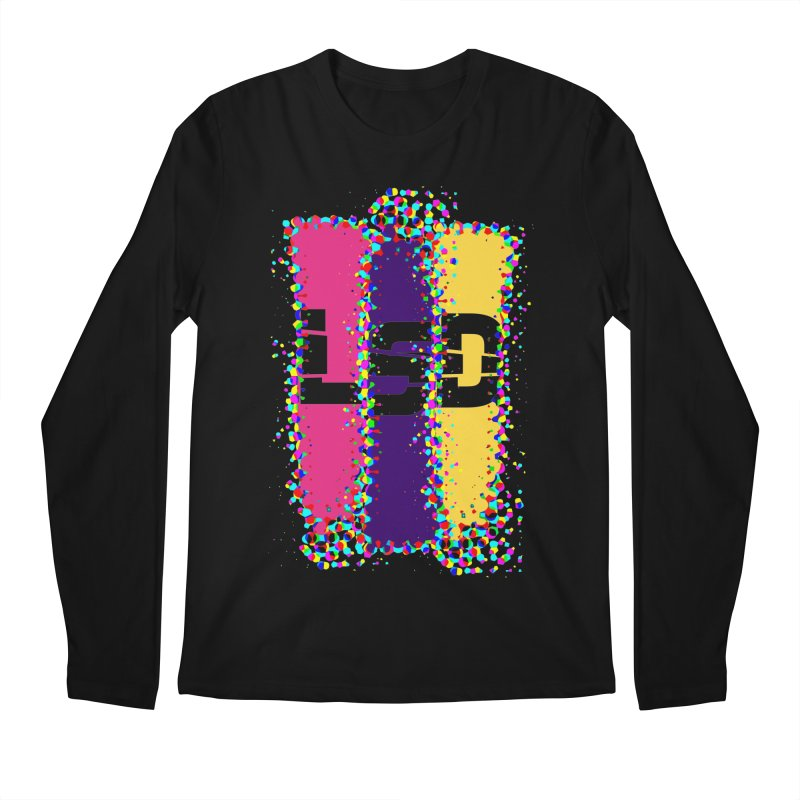 L.S.D. Men's Regular Longsleeve T-Shirt by Sinazz's Artist Shop