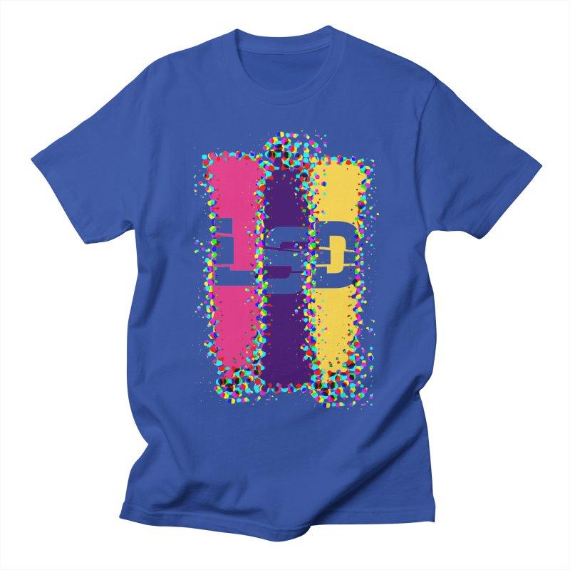 L.S.D. Men's Regular T-Shirt by Sinazz's Artist Shop