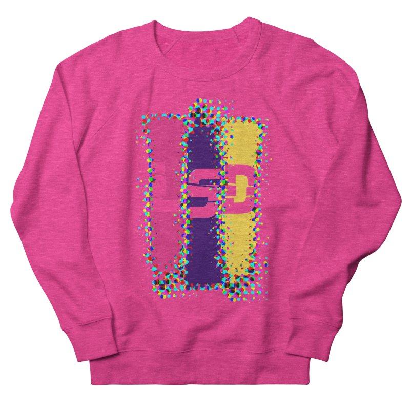 L.S.D. Men's French Terry Sweatshirt by Sinazz's Artist Shop