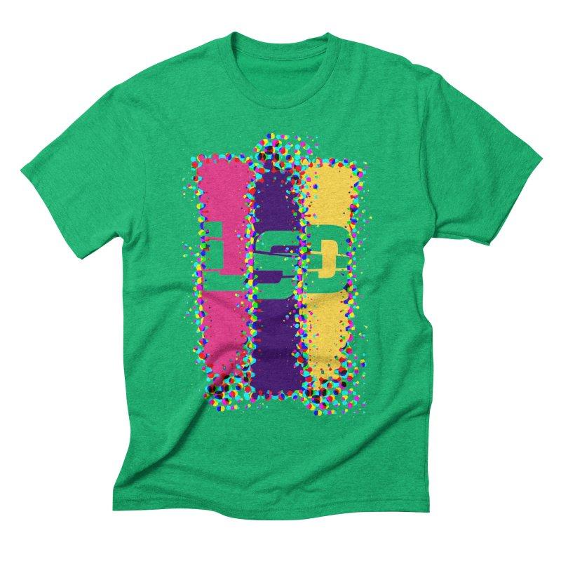 L.S.D. Men's Triblend T-Shirt by Sinazz's Artist Shop