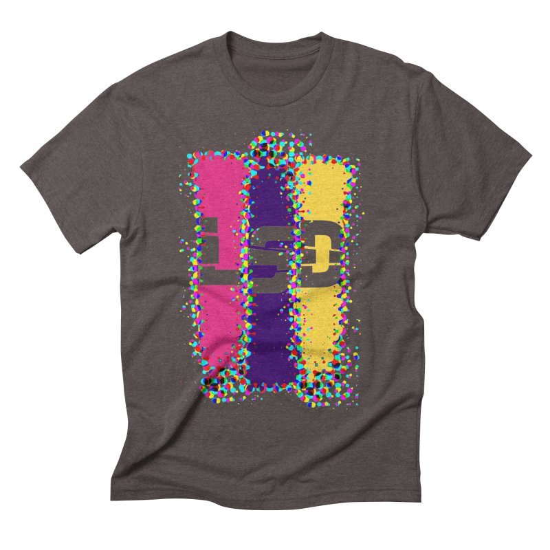 L.S.D. Men's Triblend T-Shirt by Sinazz's Artist Shop