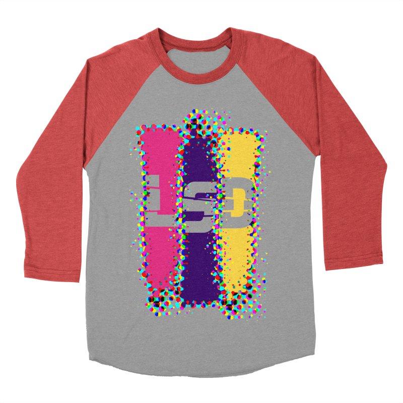 L.S.D. Women's Baseball Triblend T-Shirt by Sinazz's Artist Shop