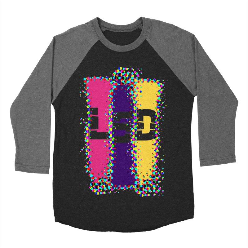L.S.D. Men's Baseball Triblend Longsleeve T-Shirt by Sinazz's Artist Shop