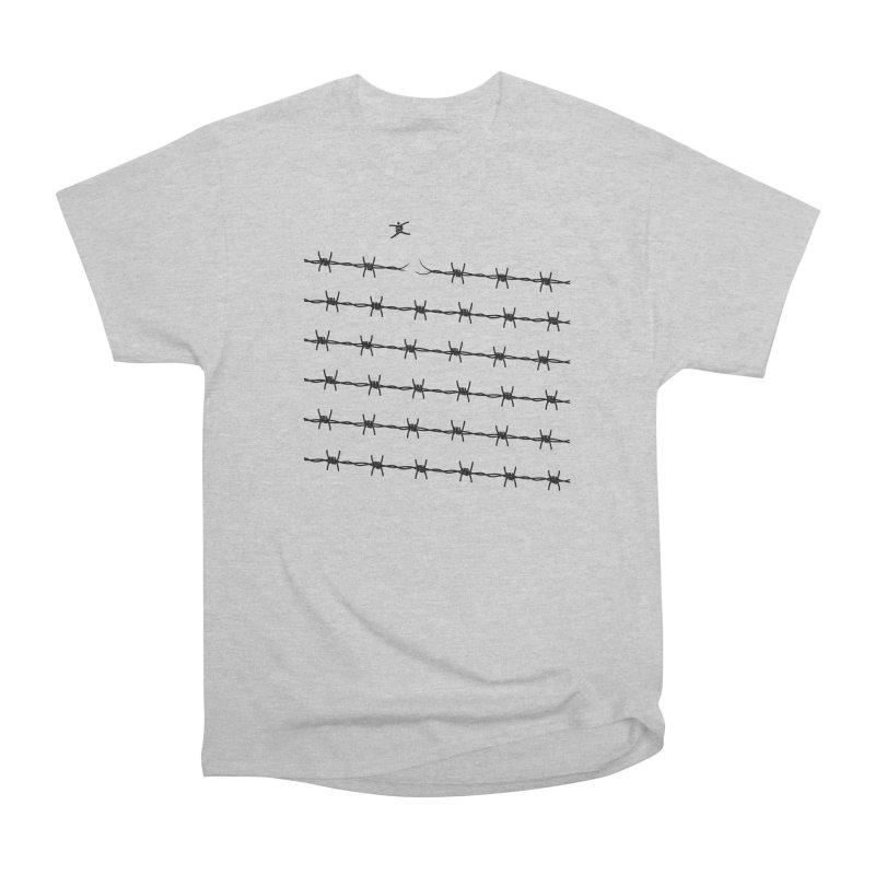 BREAK TO FREEDOM Men's Classic T-Shirt by Sinazz's Artist Shop