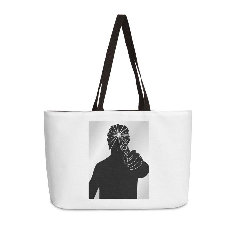 HIT Accessories Weekender Bag Bag by Sinazz's Artist Shop