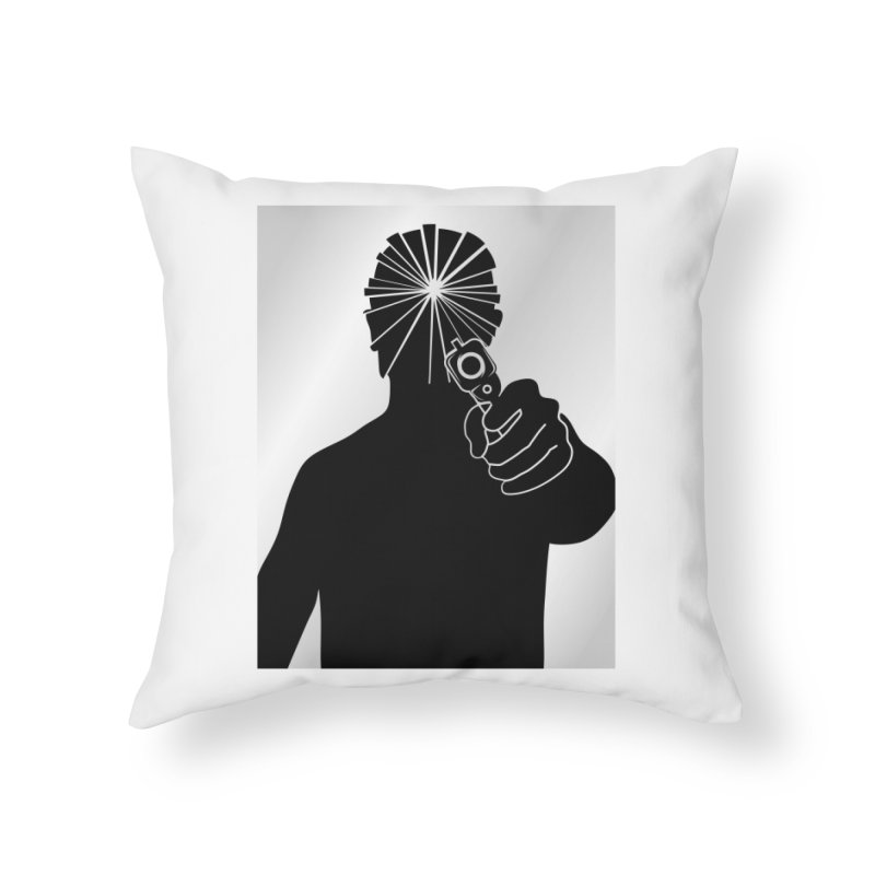 HIT Home Throw Pillow by Sinazz's Artist Shop