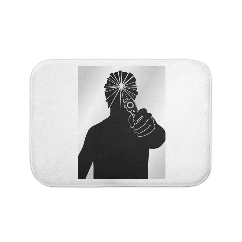HIT Home Bath Mat by Sinazz's Artist Shop