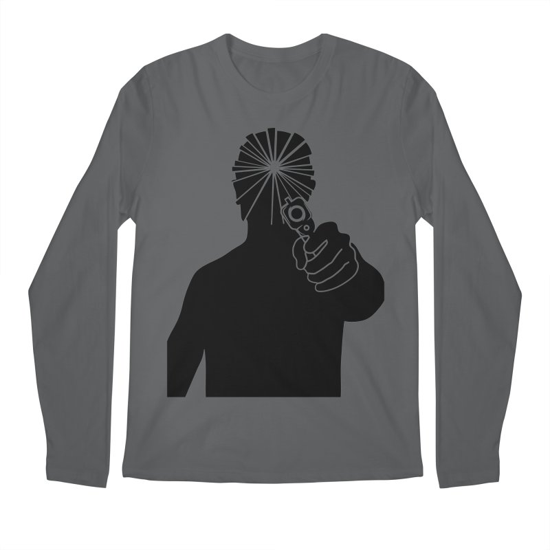 HIT Men's Regular Longsleeve T-Shirt by Sinazz's Artist Shop