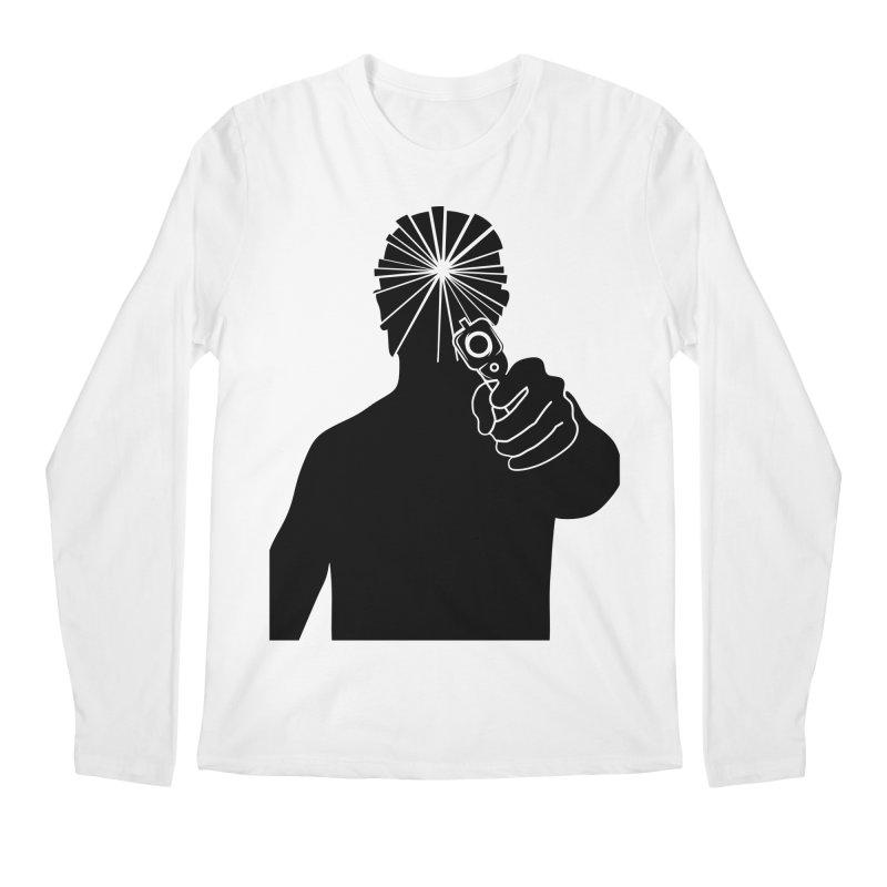 HIT Men's Regular Longsleeve T-Shirt by Sinazz's Artist Shop