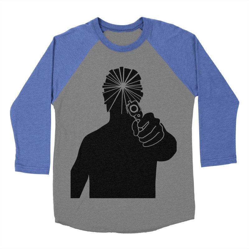 HIT Men's Baseball Triblend T-Shirt by Sinazz's Artist Shop
