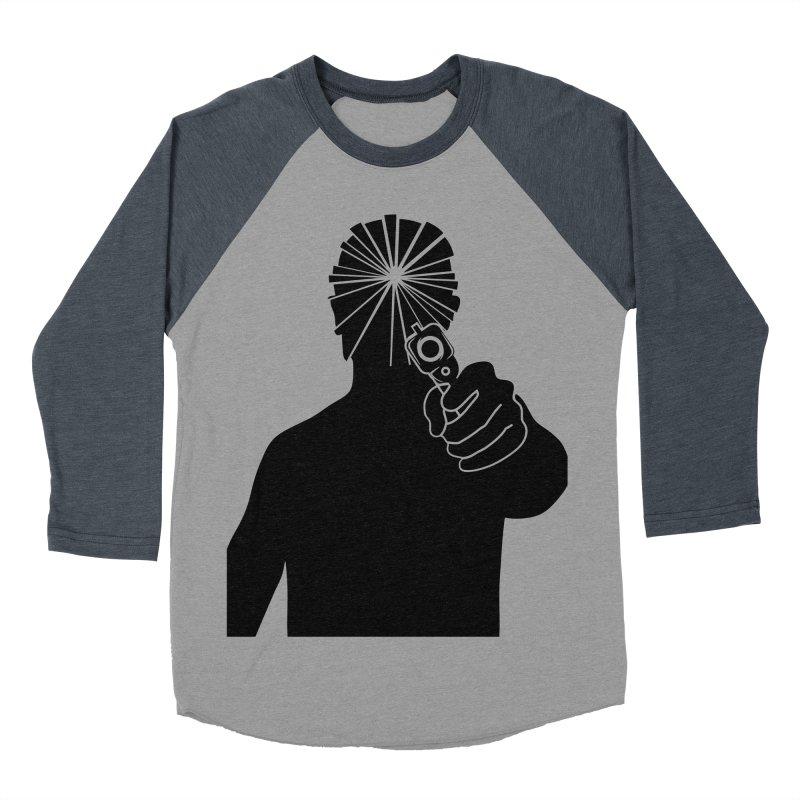 HIT Men's Baseball Triblend Longsleeve T-Shirt by Sinazz's Artist Shop