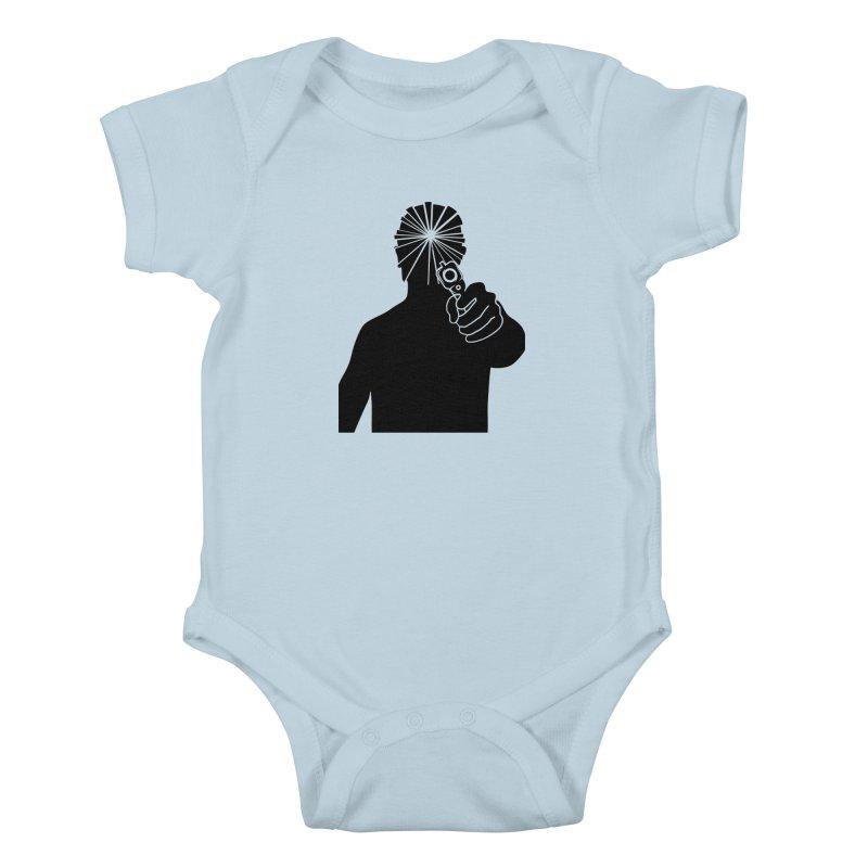HIT Kids Baby Bodysuit by Sinazz's Artist Shop