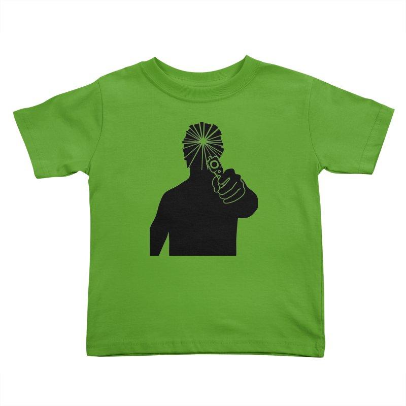 HIT Kids Toddler T-Shirt by Sinazz's Artist Shop