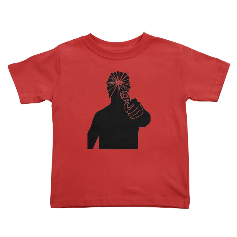 HIT Kids Toddler T-Shirt by Sinazz's Artist Shop