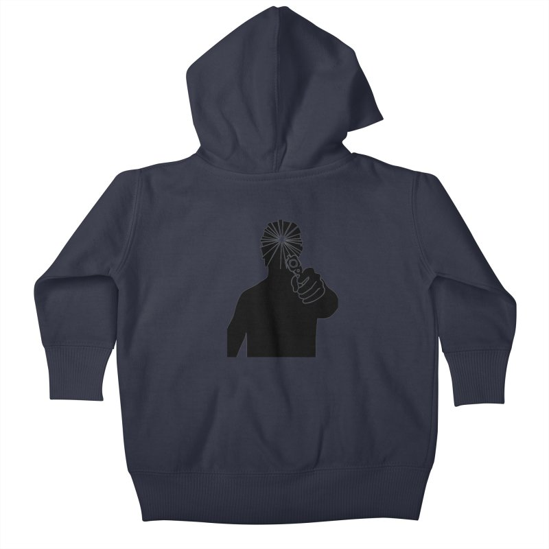 HIT Kids Baby Zip-Up Hoody by Sinazz's Artist Shop