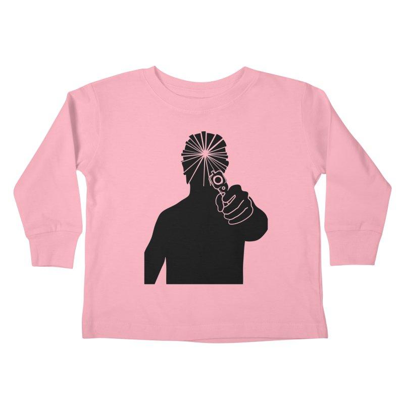 HIT Kids Toddler Longsleeve T-Shirt by Sinazz's Artist Shop