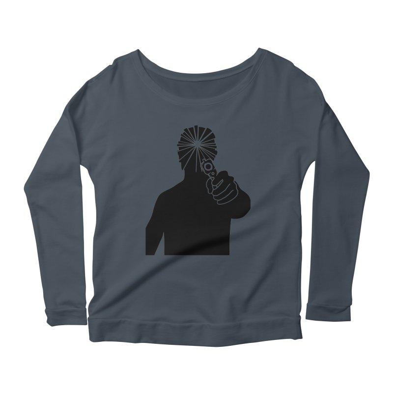 HIT Women's Scoop Neck Longsleeve T-Shirt by Sinazz's Artist Shop