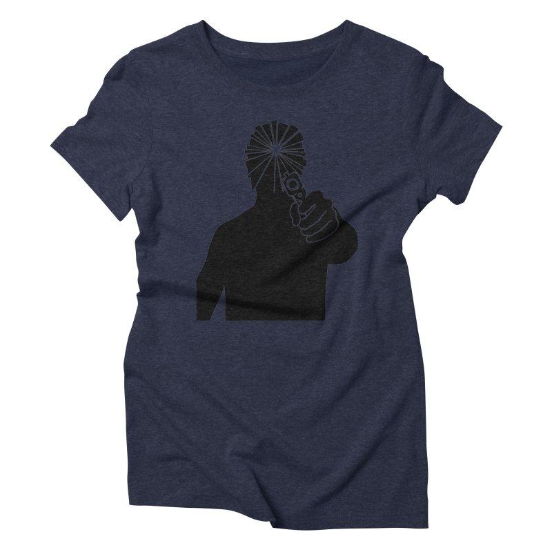 HIT Women's Triblend T-Shirt by Sinazz's Artist Shop