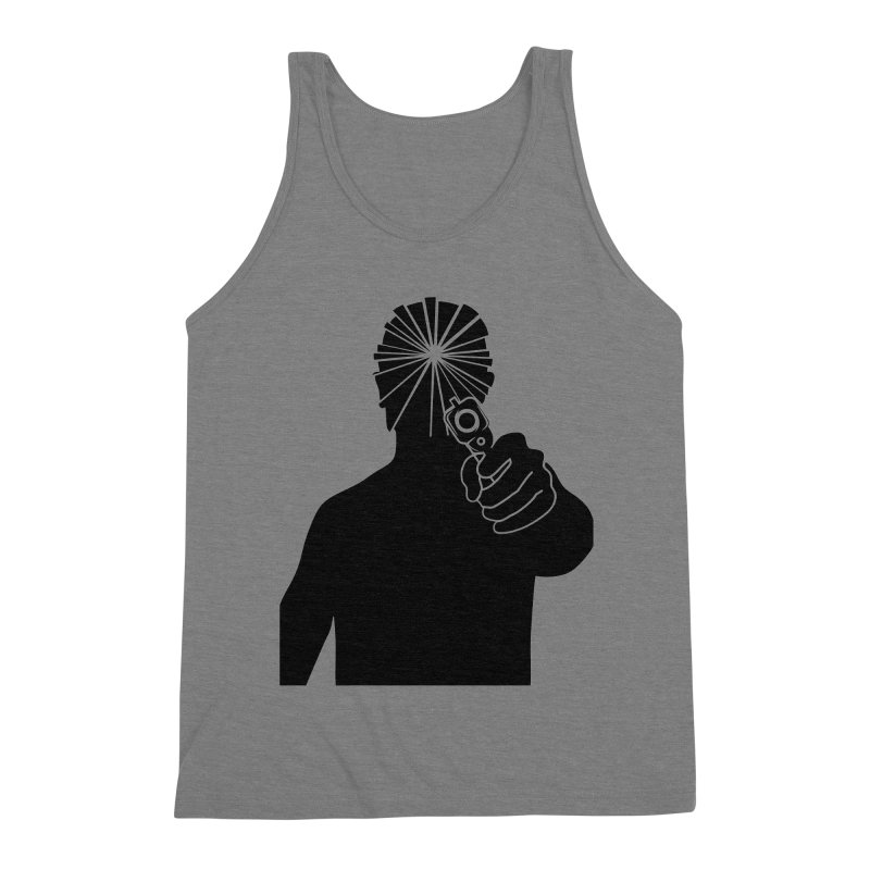 HIT Men's Triblend Tank by Sinazz's Artist Shop