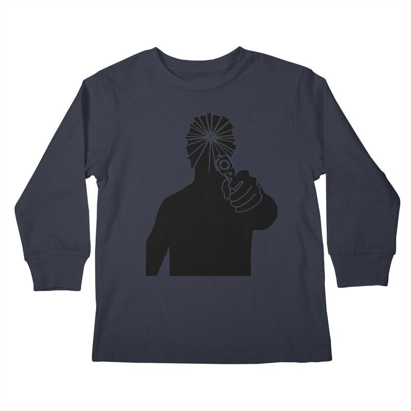 HIT Kids Longsleeve T-Shirt by Sinazz's Artist Shop