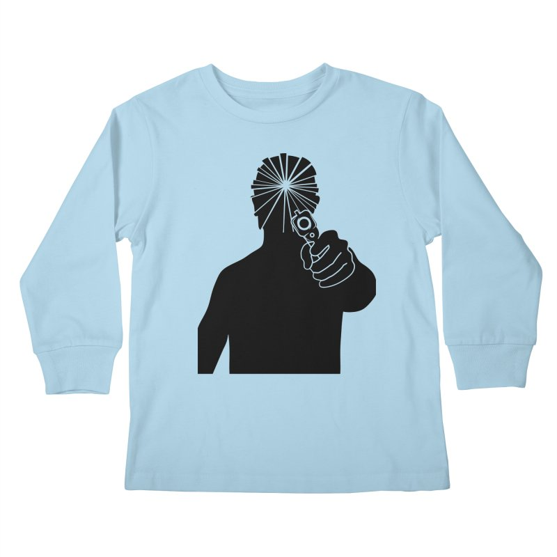 HIT Kids Longsleeve T-Shirt by Sinazz's Artist Shop