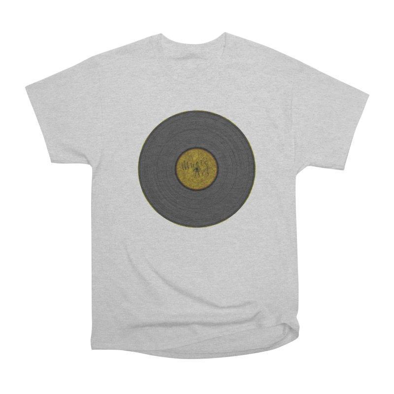 Vinyl Art Men's T-Shirt by Sinazz's Artist Shop