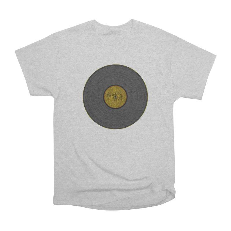 Vinyl Art Men's Classic T-Shirt by Sinazz's Artist Shop