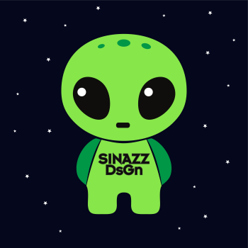 Sinazz's Artist Shop Logo